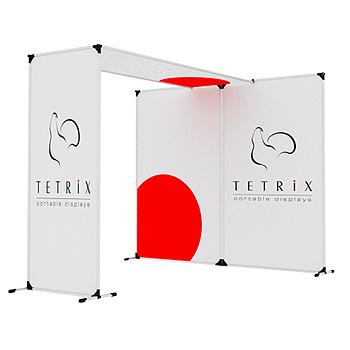 EXTRA: TUBE Gate L-100x100x250