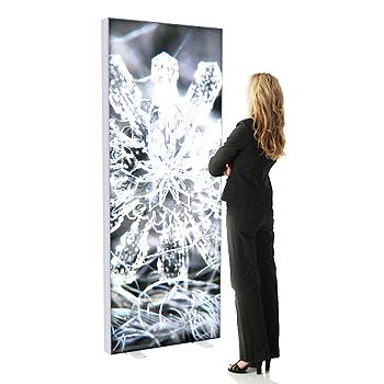 Valokaappi Lumi LED 100x150