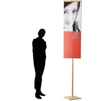 Pinus Poster Pole (Valmistetaan tilauksesta)