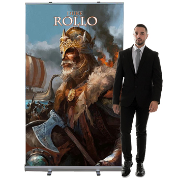 Roll Up Viking 120 Vahva