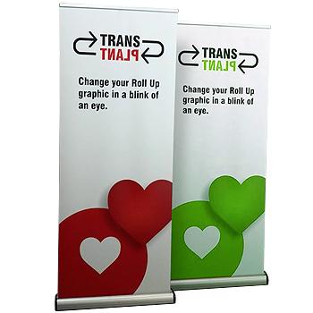 Roll Up TransPlant 85