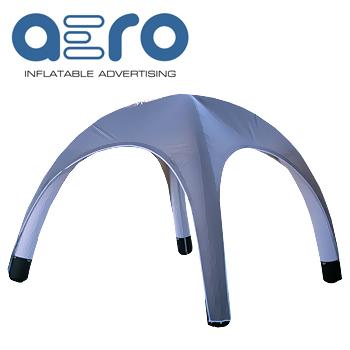 AERO Uppblåsbart tält 3x3