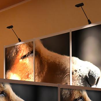 EKSTRA: Giraffe Ligth 150W
