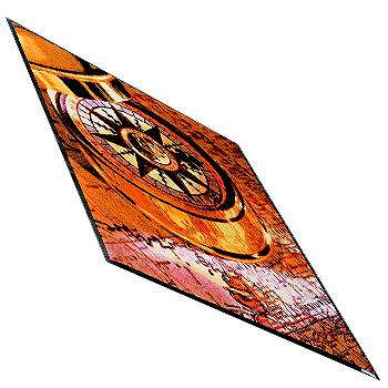High-Res (85x60 cm) Sisustusmatto