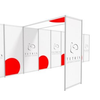 EXTRA: Gate L-100x100x250