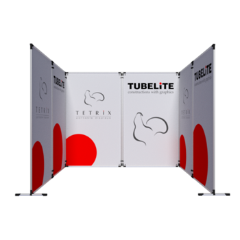 TubleLite exhibition stands with the best price in Europe