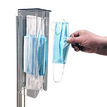 MASK-MATIC maskiautomaatti, hengityssuojain annostelija