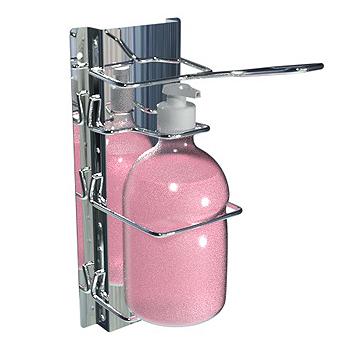 PatentDispenser on annostelija joka toimii kaikilla pumppu-pulloilla
