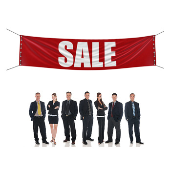 All sizes of banners at best prices