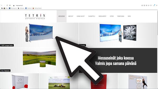 www.messuseina.fi kaikki messuseinistä ja messuosastoista