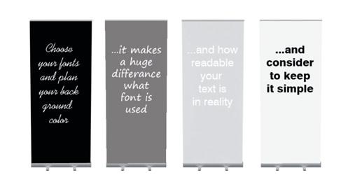 Roll Up teline fontti kirjasin teksti näkyvä koko